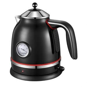 PowCube Stainless Steel Electric Water Kettle