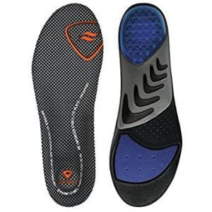 Sof Sole Men's Full-Length Performance Airr Orthotic Shoe Insoles