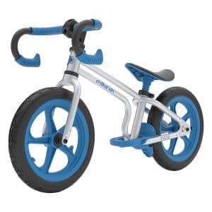 Chilafish Fixie Integrated Footrest Balance Bike