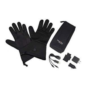 THERMO GEAR Snowboard, Electric Ski Heated Winter Gloves