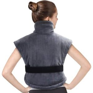 ech Love XL Electric Pad for Neck Shoulder and Back