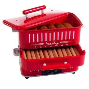 CuiZen-ST-1412-Hotdog-Steamer