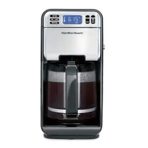 Hamilton Beach Programmable Coffee Maker, 46205