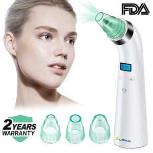 #3. MOSPRO Blackhead Remover Vacuum Pore Cleaner