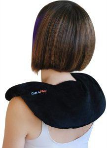 TheraPAQ Neck and Shoulder Pain Relief Heating Pad