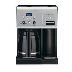 Cuisinart Coffee Plus 12-Cup CHW-12 Coffee Maker