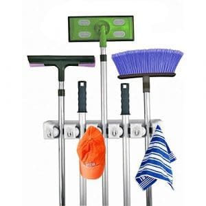 Home-It Broom and Mop Holder