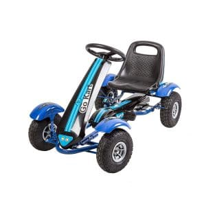 Kinbor Car Go Kart Pedal Powered Ride-On Toys