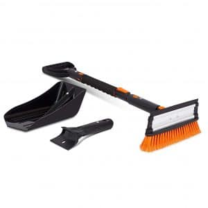 Snow MOOver Snow Brush with Squeegee
