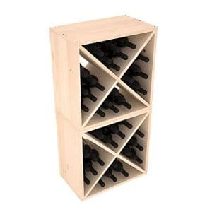Wine Racks America Ponderosa 48 Bottle Wine Holders