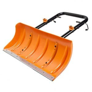Worx Wheelbarrow Snow Plow