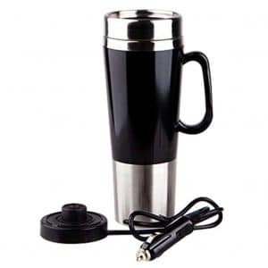 Aimeio 450ml Vacuum Insulated Stainless Steel Travel Kettle