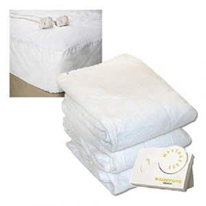 Biddeford Electric Heated Mattress Pad