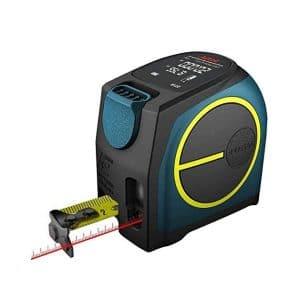 Dtape USB Rechargeable Laser Tape Measure