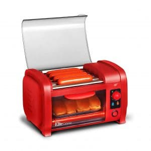 Elite-Cuisine-EHD-051R-Toaster-Oven