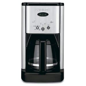 Cuisinart 12-Cup Programmable Coffee Maker, DCC-1200