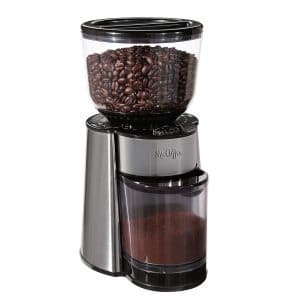 Mr. Coffee Automatic Burr Mill Grinder Machine, BMH23-RB-1