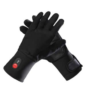 SVR Unisex Touchscreen Electric Battery Heated Gloves