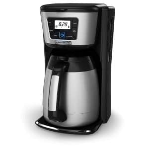 BLACK+ DECKER 12-Cup Thermal Coffee Maker, CM2035B