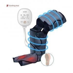 Cloris Leg Massager with Heat Function