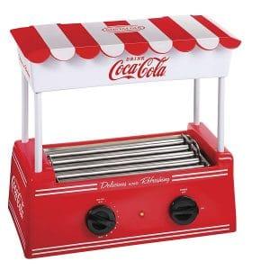 Nostalgia-HDR565COKE-Coca-Cola-Roller-Warmer