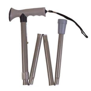 Folding Walking Cane Collapsible Walking Stick