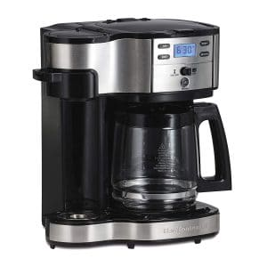 Hamilton Beach Single Serve Coffee Maker, 49980A