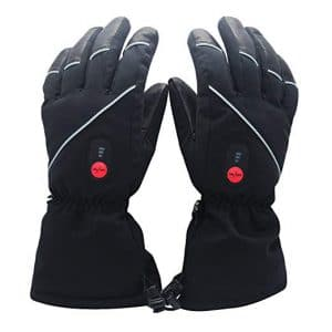 Savior Heated Gloves Skiing Heated Warm Gloves