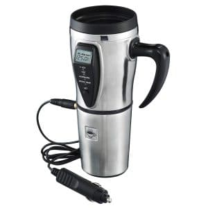 Tech Tools Heated Smart Travel Mug 16 Ounce