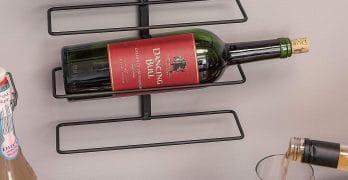 Wall Mount Wine Racks