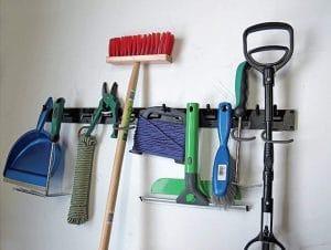 Broom Holder Wall Mounts