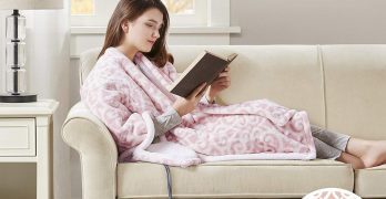 Electric Heated Throw Blankets