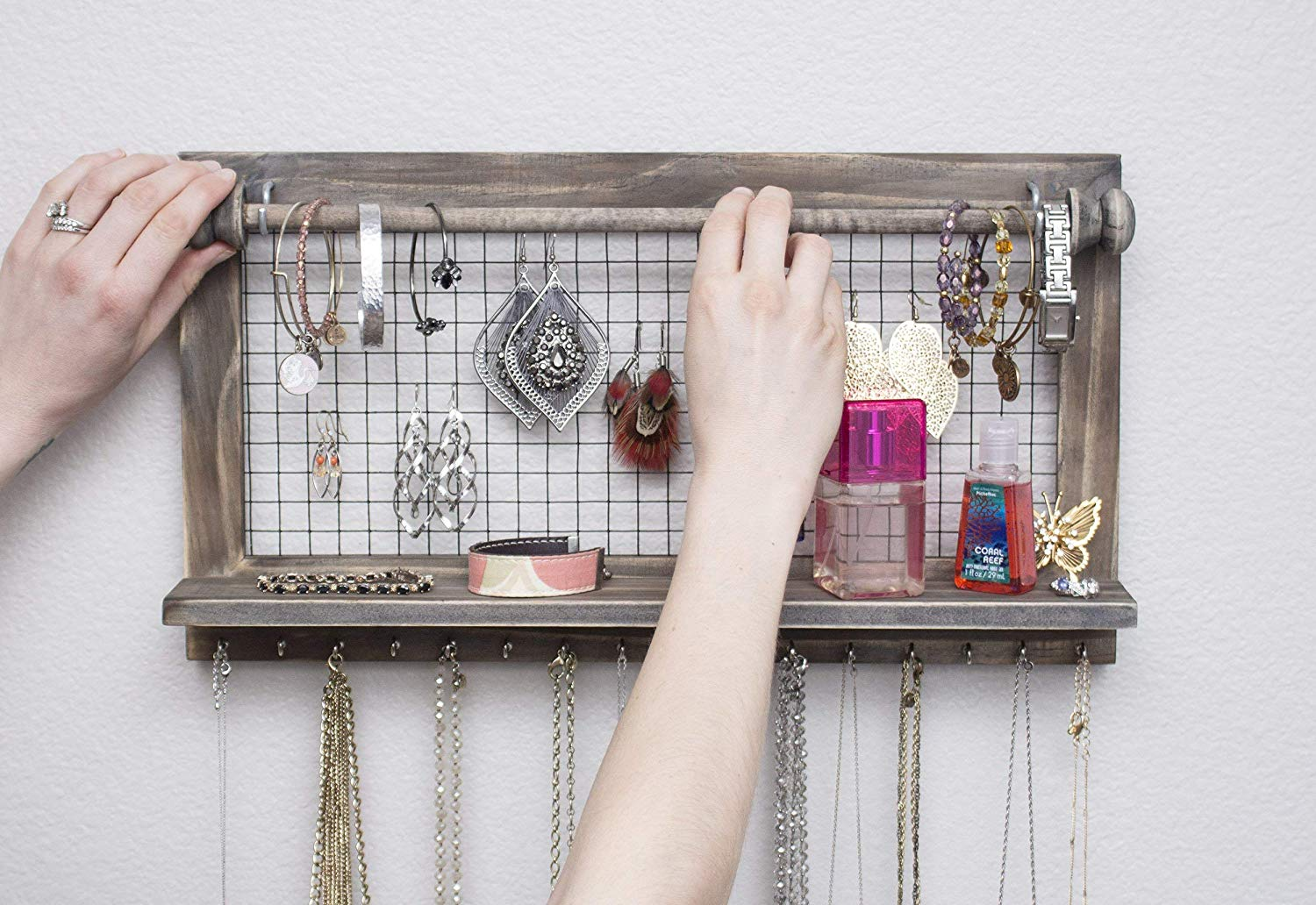 Top 10 Best Jewelry Organizers in 2019 Reviews | Buyer's Guide