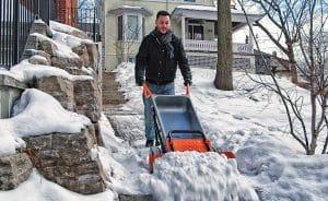 Snow Pushers