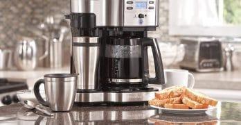 coffee maker under