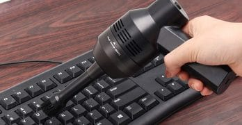 usb vacuum keyboard cleaners