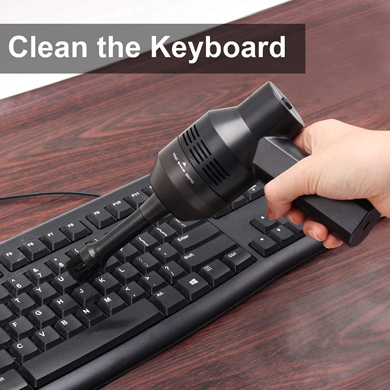 Top 10 Best Usb Vacuum Keyboard Cleaners In 2019 Buyer S