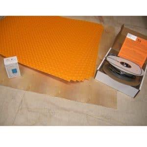 Ditra heat kit system-DHEK12056- SCHLUTER