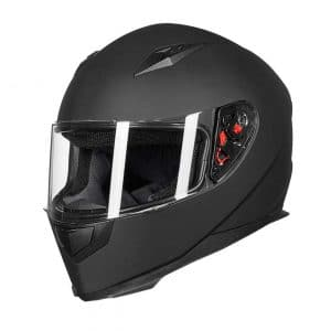 ILM Motorcycle Street Helmet Removable