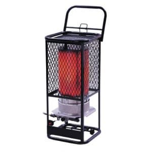 Heater F270800 125,000 BTU Portable Propane Radiant Heater