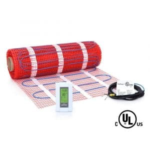 120V Electric Radiant Floor Heat Heating System
