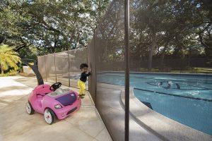 Life Saver 4 x 12 feet Pool Fence