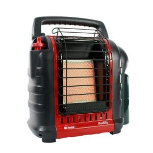 Mr. Heater 4,000-9,000-BTU F232000 MH9BX Safe Portable Propane Heater