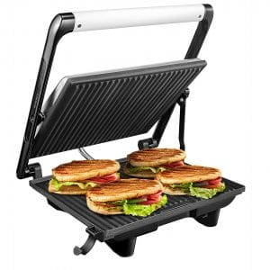 AICOK Panini Press Sandwich Maker Griddler