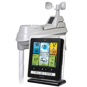 AcuRite 02064 5-in-1 Color Station with Weather Ticker