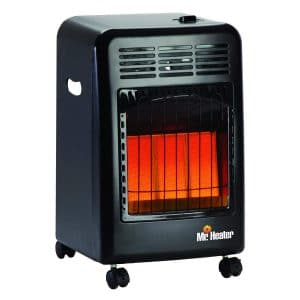 Mr. Heater Radiant Cabinet MH18CH LP Heater