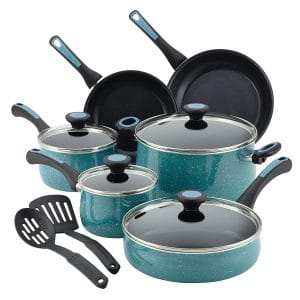 Paula Deen Riverbend Non-Stick Cookware Set