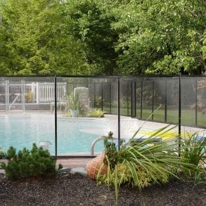XtremepowerUS Pool Fence
