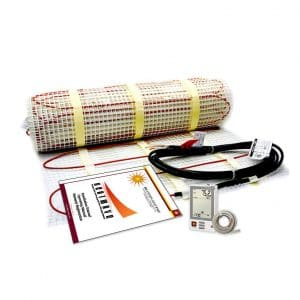10 Sqft Electric Floor Heating System