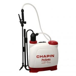 Chapin International Translucent White 61500 ProSeries Backpack Sprayer
